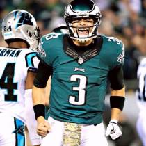Mark Sanchez - Philadelphia  Eagles