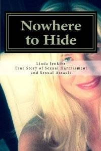 "My new book is out! ""Nowhere to Hide"" by Lindasdatelist.com"