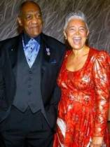 Bill Cosby's wife - in DENIAL!